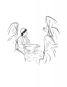 Jesus in Temple Courts-02