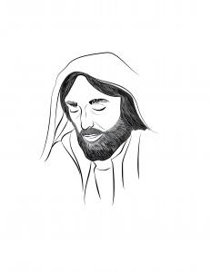 Jesus Prays-02