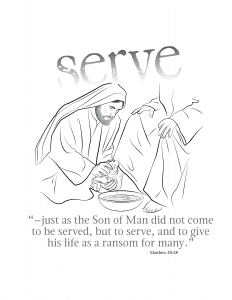 Came to Serve-01