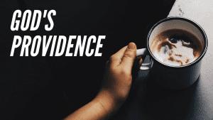God's Providence Bible Study Promo