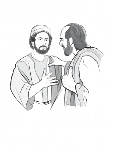 Paul Rebukes Peter-02